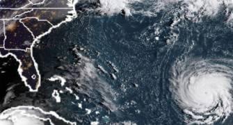 Ordenan la evacuación de más de un millón de personas en la costa sureste de EEUU por el huracán Florence
