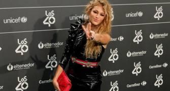 """Paulina Rubio regresa tras siete años """"regenerándose"""""""