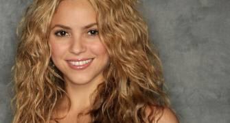 Shakira proclama su amor a Piqué antes de irse juntos de vacaciones