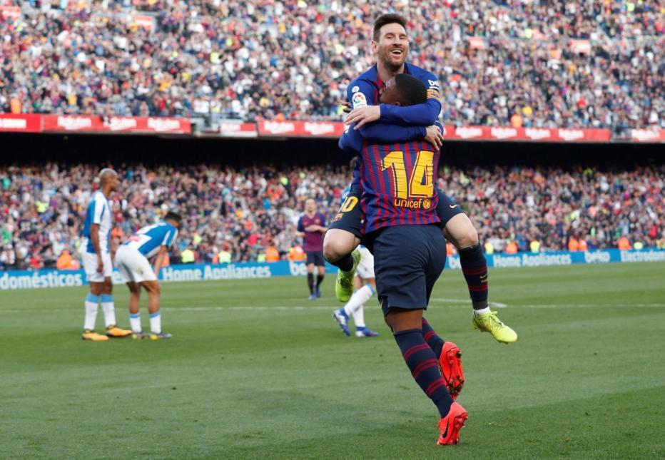 Barcelona rescata un punto en su visita al Villareal 4-4 (video de goles)