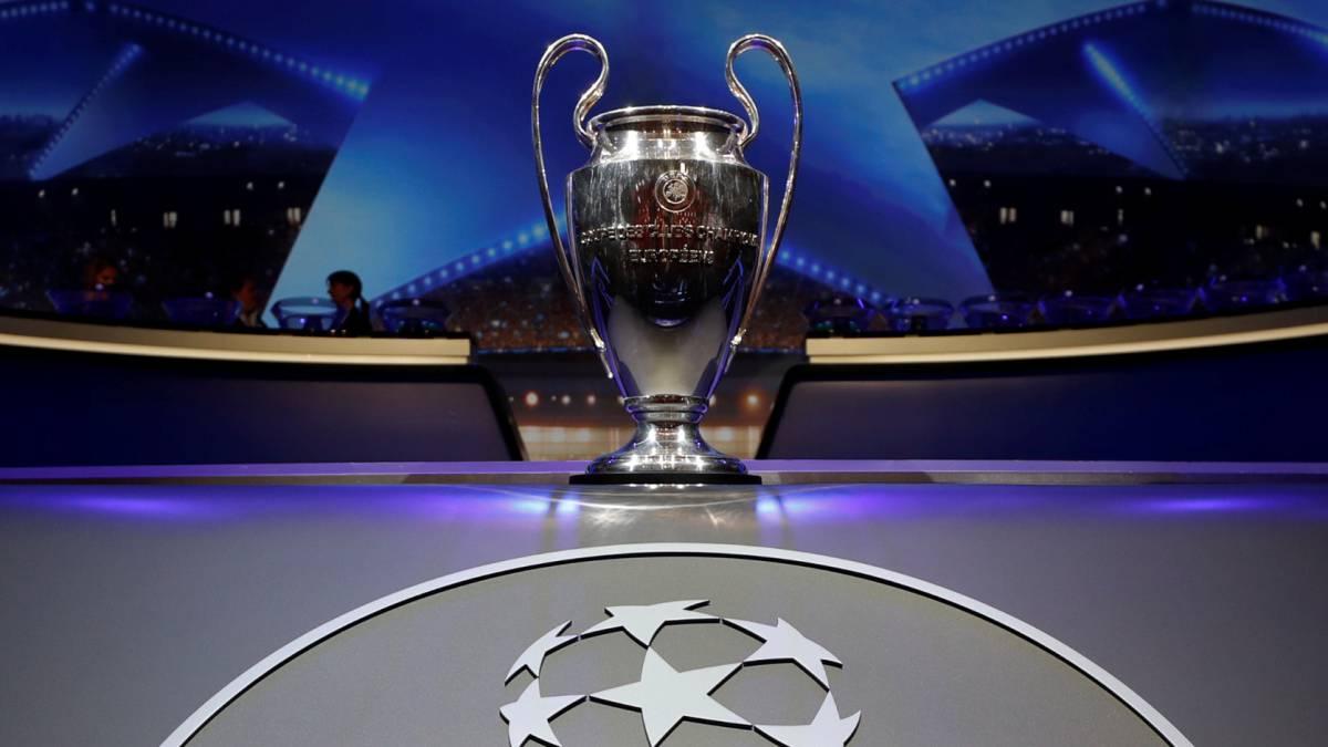 Listas las semifinales de la Champions League