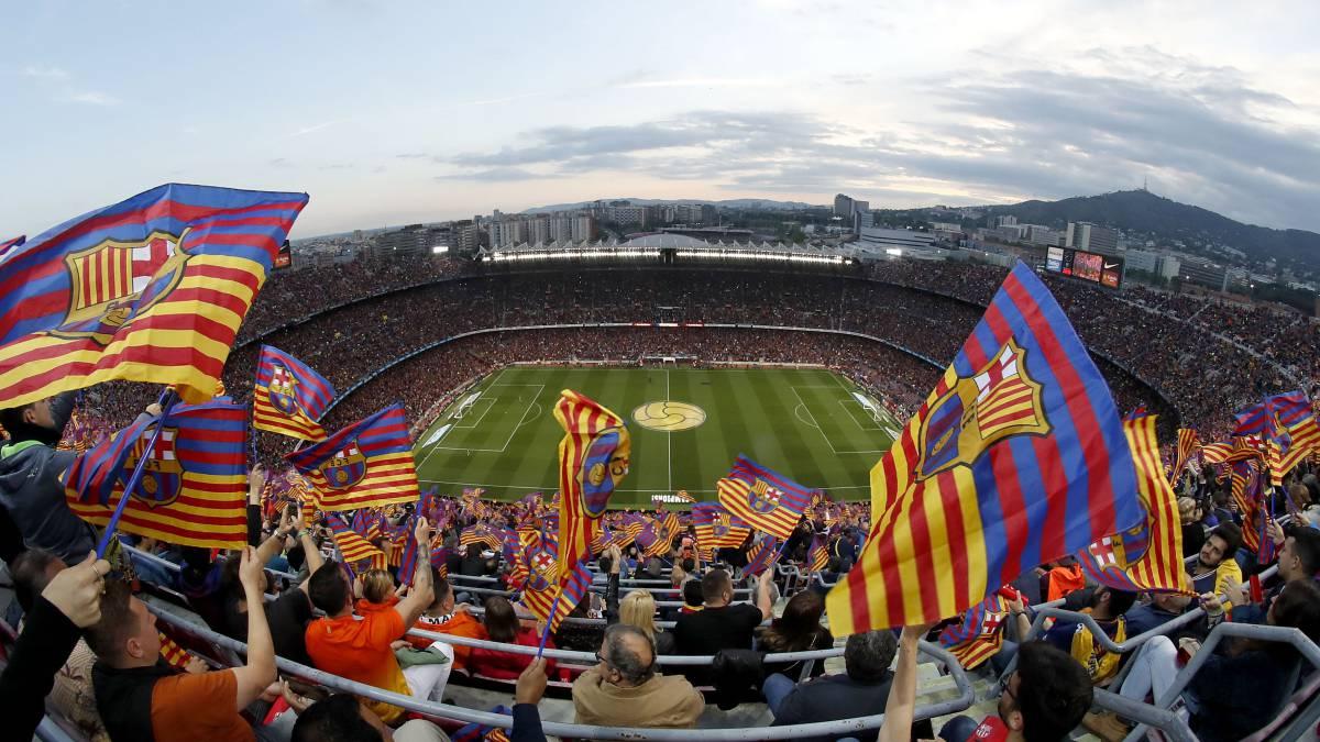 El Barcelona se queda a una victoria de cantar el alirón