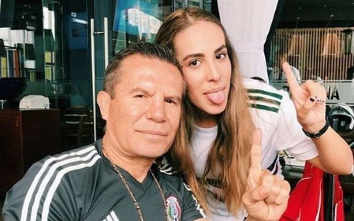 JC Chávez retó al novio de su hija a pelear