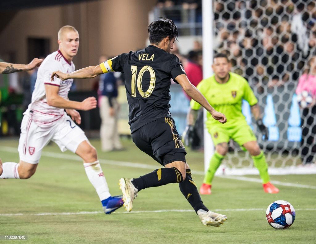 Con sus goles y su talento como mayor argumento, Carlos Vela es el Jugador de la Semana 5 de MLS