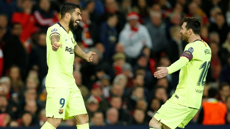 El Barcelona de Messi buscará cerrar el pase a semifinales contra el Manchester United