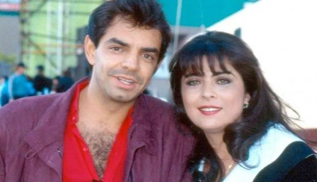 Eugenio Derbez llamó «fiera» a Victoria Ruffo, su ex pareja